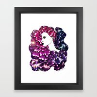 Cosmos Framed Art Print
