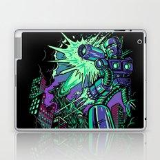 Pacific Retro Laptop & iPad Skin