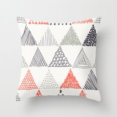 Triangle Throw Pillow