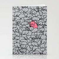 Word 2 the Herd v1 Stationery Cards
