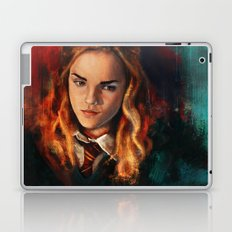 The brightest witch of her age Laptop & iPad Skin