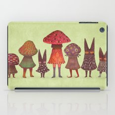 The Forest Lurkers iPad Case