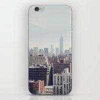 New York City Skyline I iPhone & iPod Skin