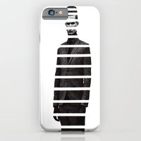 iPhone & iPod Case featuring Deconstruction I (Arrow) by Stefan Volatile-Wood