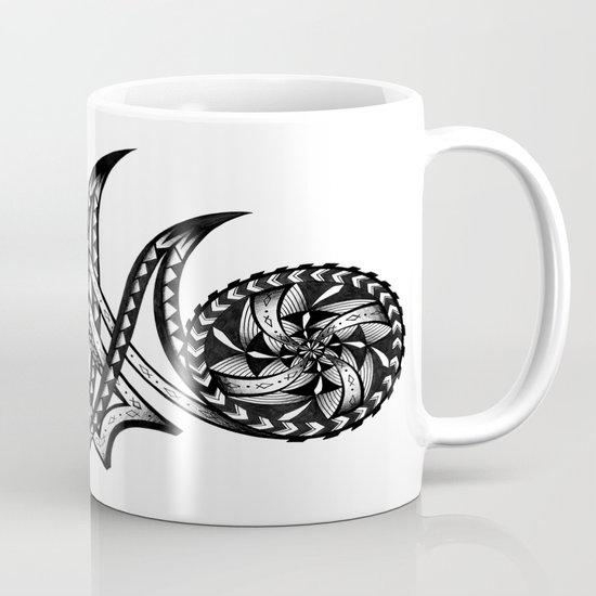 Shoulder Band Tattoo  Mug