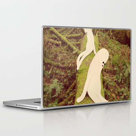 u o m i Laptop & iPad Skin