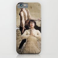 iPhone & iPod Case featuring Snegurochka by Linda Flores