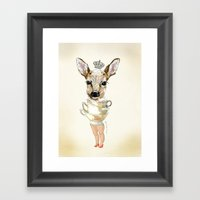 Bambi  Framed Art Print