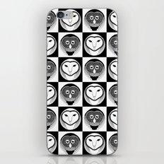 owlmix iPhone & iPod Skin