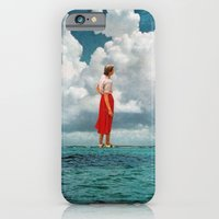 iPhone & iPod Case featuring CURRENTS by Beth Hoeckel Collage & Design