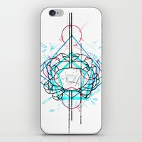 I See Them And Say Nothi… iPhone & iPod Skin
