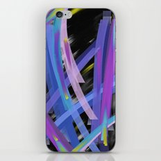Ribbons iPhone & iPod Skin