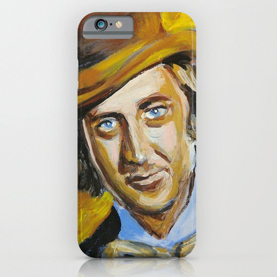 Willy Wonka iPhone & iPod Case
