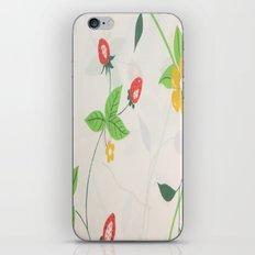Strawberry Bloom iPhone & iPod Skin