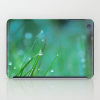 Morning Dew iPad Case