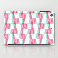 Cheery Triangles iPad Case