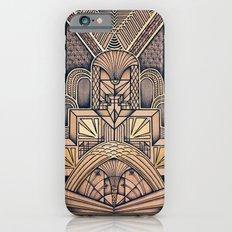Art Deco Design iPhone 6 Slim Case