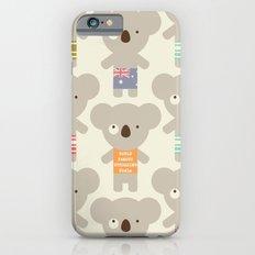 Koala-lala iPhone 6 Slim Case