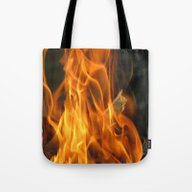 Fire Fire Fire Tote Bag