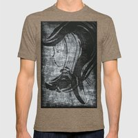 The Headress Of Hope Mens Fitted Tee Tri-Coffee SMALL