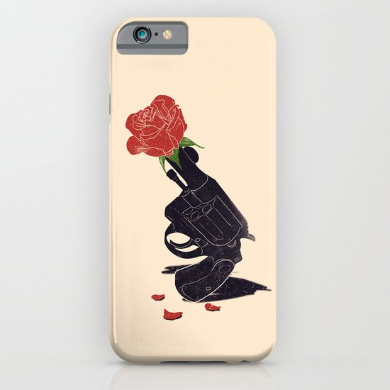 Make Love Not War iPhone & iPod Case