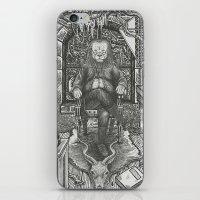 Benjamin FrankLION iPhone & iPod Skin