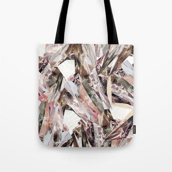 Arnsdorf SS11 Crystal Pattern Tote Bag