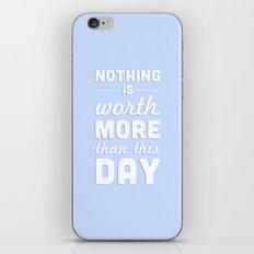 Nothing iPhone & iPod Skin