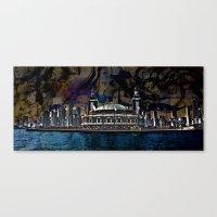 Navy Pier Canvas Print