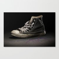 Shoe 1 Canvas Print