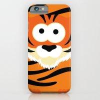 Minimal Tiger iPhone 6 Slim Case