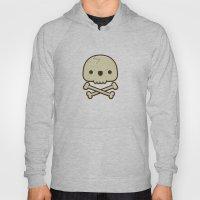 12# Skull Hoody