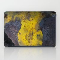 Abstract  metallic iPad Case