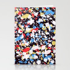 Abstract 35 Stationery Cards