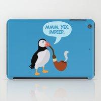 puffin' iPad Case