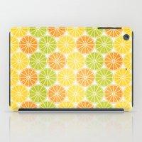 Zesty Slice iPad Case