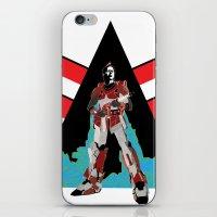 Spaceman iPhone & iPod Skin