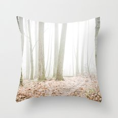 FOREST SECRETS Throw Pillow