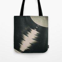 Vinyl 1 Tote Bag