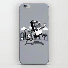 Handheld Mono iPhone & iPod Skin