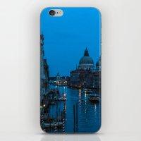 Dusk of St. Marks iPhone & iPod Skin