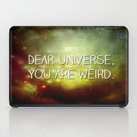 Dear Universe iPad Case