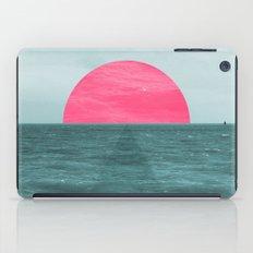 Magenta Sunset iPad Case