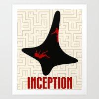 Inception Art Print