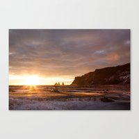 Multitude Canvas Print