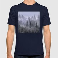 Looking for...... Mens Fitted Tee Navy SMALL