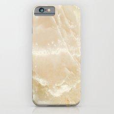 White Onyx Slim Case iPhone 6s