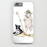 Sheepherd Sheep iPhone 6 Slim Case