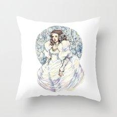 Spellbound- Labyrinth Throw Pillow