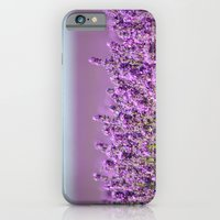 iPhone & iPod Case featuring Snowshill Lavender by Stephie Butler Photography
